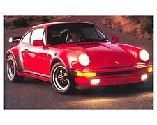 1988 Porsche 911 930 Turbo Automobile Photo Poster zc238-87FIGT