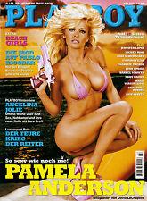 Playboy 07/2001  PAMELA ANDERSON & ANGELINA JOLIE   Juli/2001