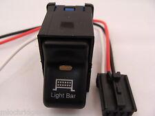 Light Bar Rocker Switch for Jeep Wrangler TJ 1997-2006
