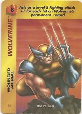 OVERPOWER Wolverine - Wounded Animal - OPD - Rare - 8F attack plus...