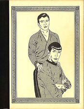 "Star Trek TOS Fanzine ""Alternative:Continuing Epilog To Orion"" K/S SLASH Vintage"