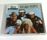 NEW The Best of the Village People Millennium Collection CD 20th Century Masters