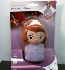 Philips 79995 Disney Sofia SoftPal Portable Night Light, Purple, FREE SHIPPING