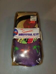 RARE Vintage Croakies Survival Kit