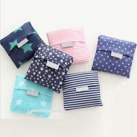 Foldable Shopping Bags Reusable Eco Grocery Bag Storage Tote Handbags ST
