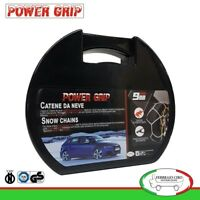 Catene da Neve Power Grip 9mm Gruppo 95 per pneumatici 205/60r16 Ford Ecosport