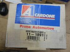 78 Fits Toyota Celica A .Cardone Master Brake Cylinder #11-1891 H270