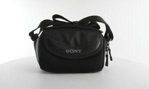 Sony Soft Camcorder Case - Black (LCS-VA9)