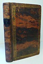Paul et Virginie by J.B.H. Saint-Pierre / 4 Plates / 1799 / Published by Bayliss