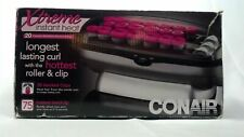 New Conair Xtreme Instant Heat 20 Ceramic Flocked Rollers 20 Heated Clips