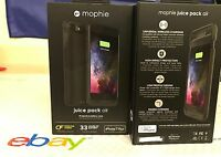 MOPHIE JUICE PACK AIR FOR APPLE iPHONE 8/7 Plus EXTERNAL BATTERY CASE BLACK