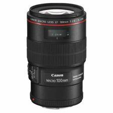 Canon Macro 100mm F2.8L EF Lens for Digital SLR Camera