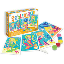 Sablimage Mermaids - Sand Art - Arts and Crafts for Kids