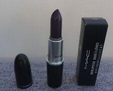 MAC Satin Lipstick, Shade: CYBER, 3g/0.1oz, Brand New In Box!