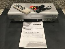 New listing Sylvania Srd3900 Vhs Hq Hi-Fi Stereo Vcr Dvd Combo Player - with Remote - Tested