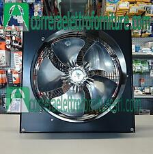 Aspiratore estrattore ventilatore industriale a parete OERRE LD 35 4M 73304