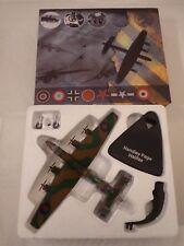 """Nuevo Atlas 1:144 Handley Halifax página """"Gigantes militar del cielo"""" Segunda Guerra Mundial avión"""