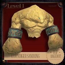 """más vivo sandling | Living sandling | Wow | World of Warcraft | mascota"""