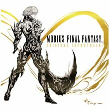 Square Enix Mobius Final Fantasy Original Soundtrack Cd From Japan New