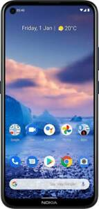 "Nokia 5.4 (RAM 4GB, 64GB) 6.39""Display 48+5+2MP Camera Dual SIM GoogleplayPhone"