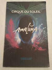 le Cirque du Soleil Amaluna tour book /  souvenir program