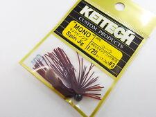 KEITECH - MONO SPIN JIG 1/20oz. 1.3g Hook #3 #320 GINTORA