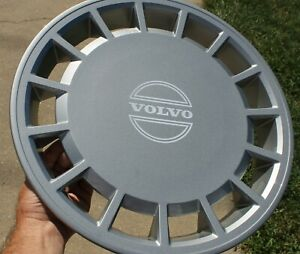"1989 1990 1991 1992 1993 1994 Volvo 740 940 960 Hubcap Wheel Cover 15"" inch OEM"