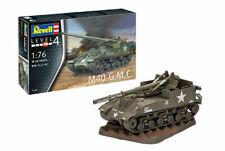 Revell M40 GMC 1 76 Scale Kit