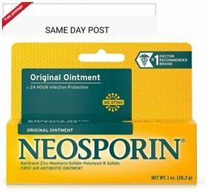 Neosporin Original First Aid Antibiotic  Fast Free EU Shipping