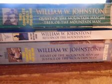 USED Lot of PB Books by William W. Johnstone/LISTED/ LOT #2