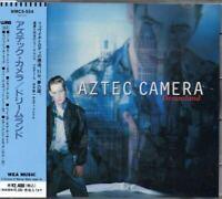 Aztec Camera Dreamland JAPAN CD with OBI WMC5-554