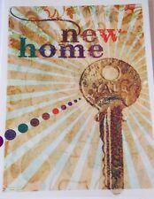 New Home Card - Key To The Door Theme from Twice as Nice Cards.