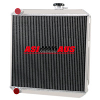ASI 3 ROW Radiator For land Rover series 2a and 3 Aluminum