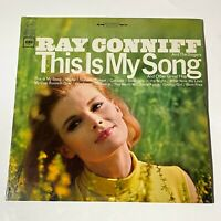 Ray Conniff– This Is My Song And Other Great Hits: Columbia 1967 Vinyl LP (Jazz)