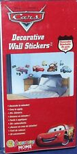 Disney Pixar CARS Movie Wall Stickers Lightning McQueen Mater New Decals 2006