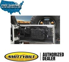 Smittybilt G.E.A.R. Tailgate Cover for 2007-2017 Jeep Wrangler JK 5662301 Black