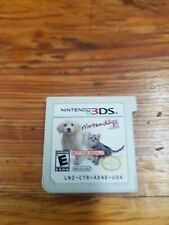 Nintendo 3ds nintendogs + Cats demo version not for sale press kit