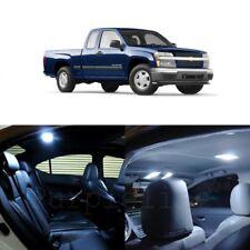 12 x White LED Interior Light Kit For 2004 -2012 Chevy Chevrolet Colorado + TOOL