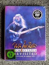 ULI JON ROTH - Tokyo tapes revisited - live in Japan - BLU-RAY / CD NEUF