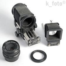 Novoflex-balgengerät Contax/Yashica + noflexar 4/60 * balcont-as * Bellows set