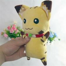 Magical Girl Lyrical Nanoha Einhart Stratos Cosplay Cat Plush Doll Toy 18 cm