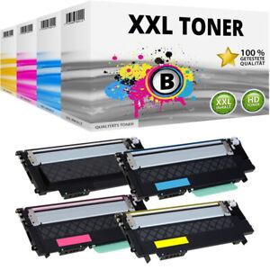 XXL Toner für Samsung CLT 404 für Samsung Xpress C430 C430W C480 C480FN C480FW