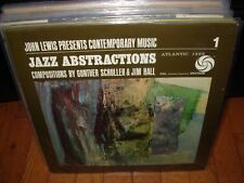 JOHN LEWIS jazz abstractions ( jazz )