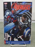 All New Avengers #14 Variant Cover Marvel vf/nm CB1737