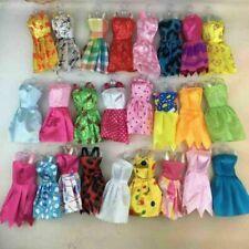 60X Artikel für Kleidung Set Kleider, Schuhe, Schmuck Zubehör Barbie Doll Kits