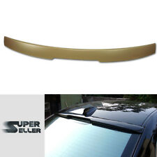 BMW 5-SERIES E60 A TYPE ROOF SPOILER 4D 525i 530i 550i M5 535xi 528i 04-10 ABS