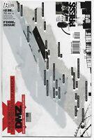 DMZ #72 VARIANT NM BRIAN WOOD DC VERTIGO COMICS SCARCE LAST ISSUE