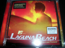 Laguna Beach Summer Can't Last Forever Soundtrack CD - Like New