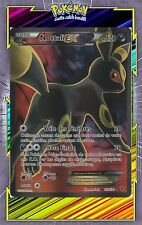 Noctali EX - XY10: Impact des Destins - 119/124 - Carte Pokemon Neuve Française