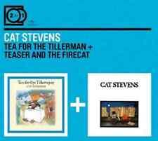 CAT STEVENS Tea For The Tillerman/Teaser And The Firecat 2CD BRAND NEW